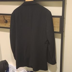 Kenneth Cole Suits & Blazers - Mens Black Wool Suit Jacket